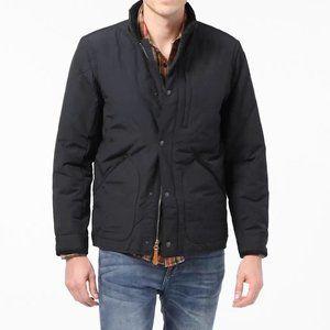 J. Crew Sussex quilted jacket with PrimaLoft Navy